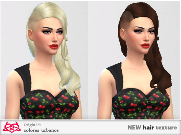The Sims Resource: 10 new textures and colors by Colores Urbanos for Sims 4