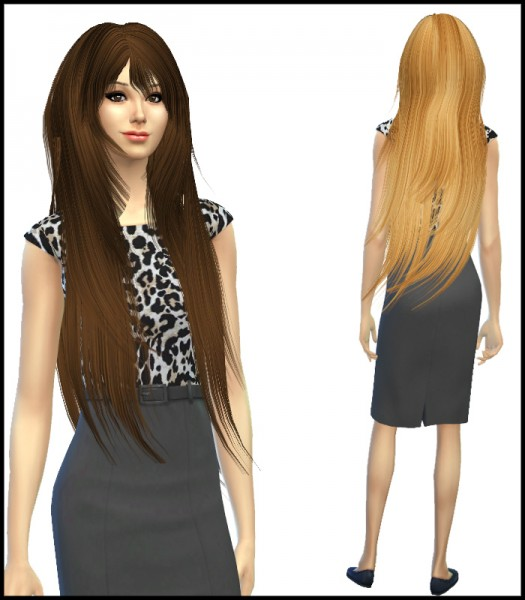 Simista: David Sims Rose 94 Conversion Retexture for Sims 4