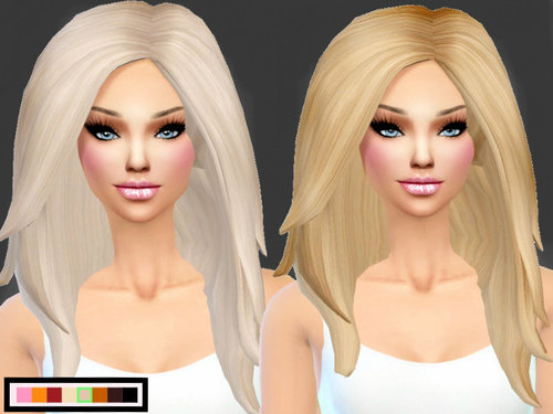 Barbies Stuff: Holy hair for Sims 4