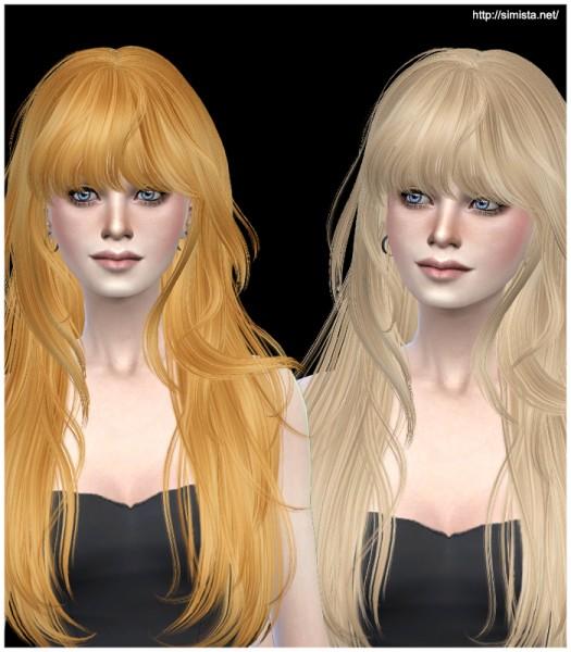 Simista: David Sims HideoutDoor Hairstyle Retextured for Sims 4
