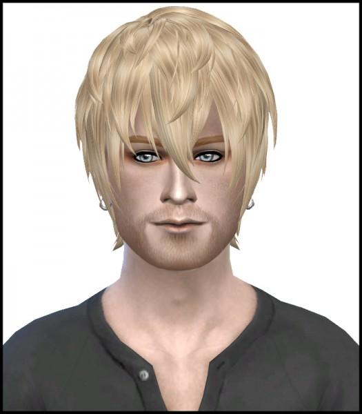 Simista: Kijiko Lynx Hairstyle Retextured for Sims 4