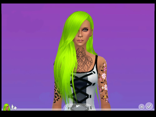 Brownies Wife Sims: Stealthic Valo Hairstyle recolors for Sims 4