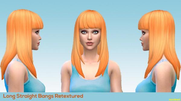 MoraThami Simblr: Mini Set hairstyles for Sims 4