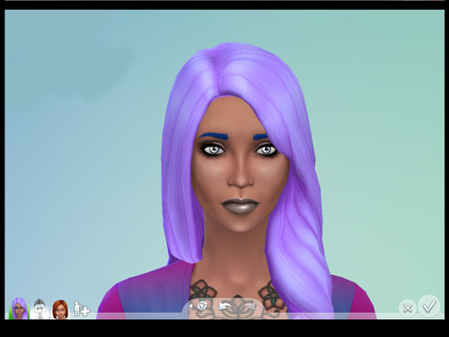 Brownies Wife Sims: LumiaLover Sims Ellie Hairstyles recolor for Sims 4