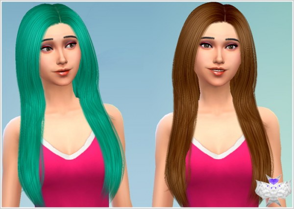 David Sims: Hairstyles Conversion Set 3 for Sims 4