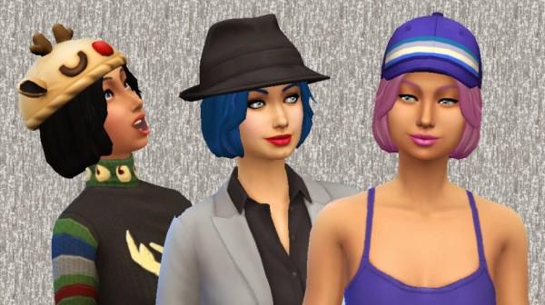 Mystufforigin: Sweet Hair for Sims 4