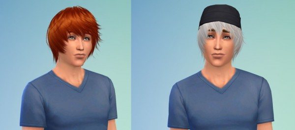 Nessa sims: Cazy`s 32 hairstyle retextured for Sims 4