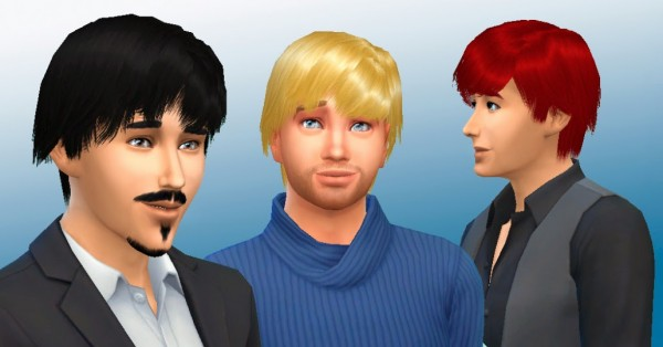 Mystufforigin: Hello Hair Conversion for Sims 4