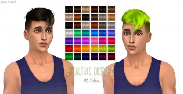 Nessa sims: Hair Dump #1 for Sims 4
