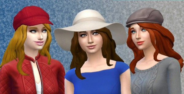 Mystufforigin: Alternative Hair for Sims 4