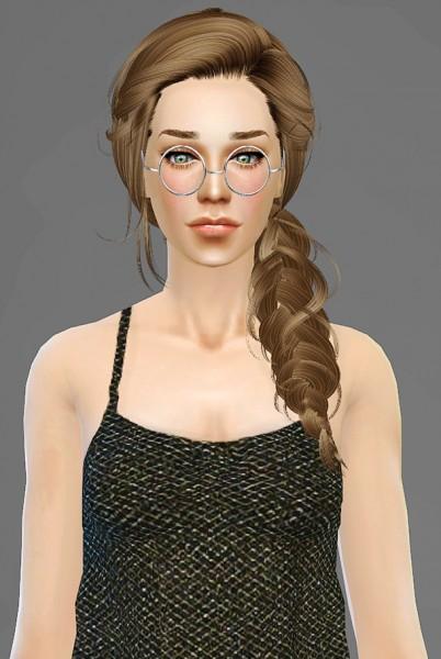 Artemis Sims: NewSea`s Hair Dump for Sims 4