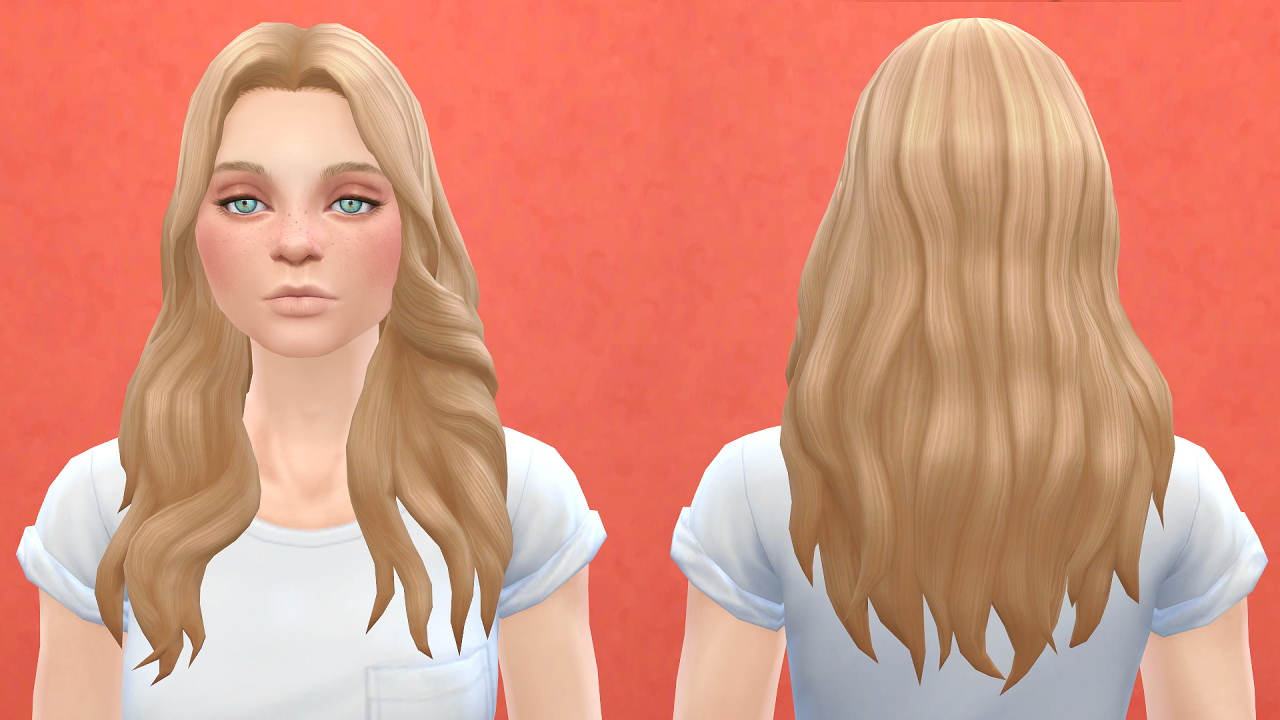 The sims 4 hairstyles cc - Pickypikachu Outdoor Retreat Hairstyles