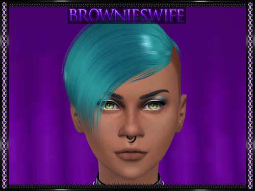 Brownies Wife Sims: Nightcrawler's We Can't Stop Maxis Match Recolors for Sims 4