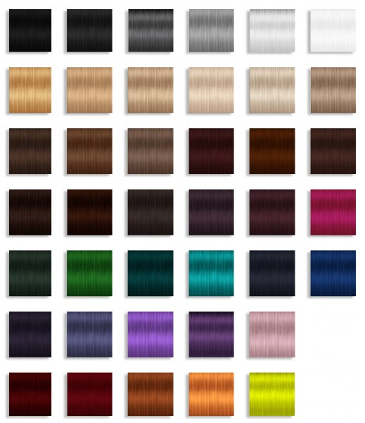 Miss Paraply: Mystuff`s Straight hairstyle retextured for Sims 4