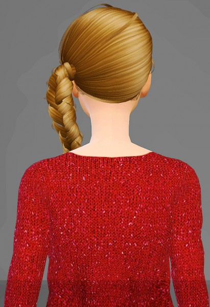 Artemis Sims: Ülker Fashionista 15 Conversion for TS 4 for Sims 4