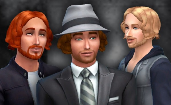 Mystufforigin: Excuse Hair for Sims 4