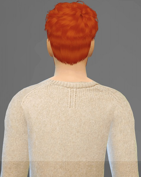Artemis Sims: Hairstyle conversion from TS3 to TS4 for Sims 4