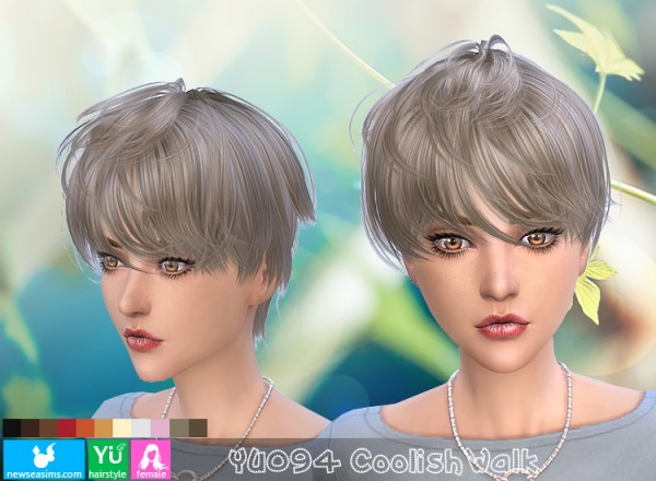 NewSea: YU 094 Coolish Walk for Sims 4