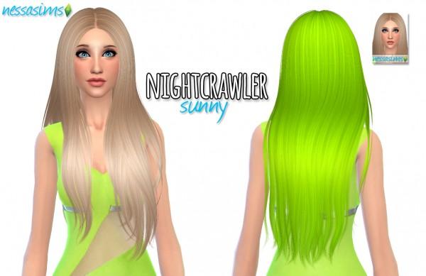 Nessa sims: Mini Hair Dump #2 for Sims 4