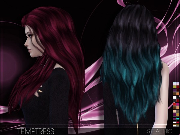 Stealthic: Temptress by Stealthic for Sims 4