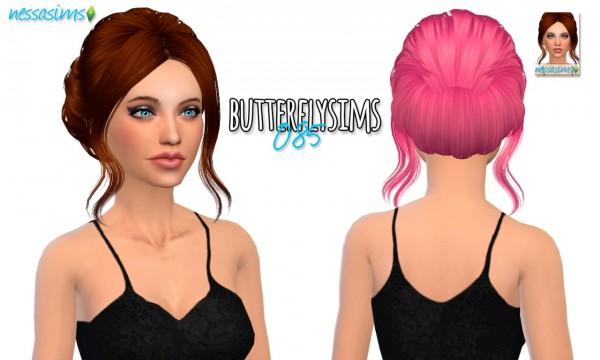 Nessa sims: Hair Dump #4 for Sims 4
