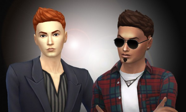 Mystufforigin: Swept Frosted for Sims 4