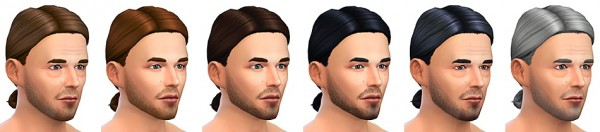 Simsontherope: Le Chant des Loups for Sims 4