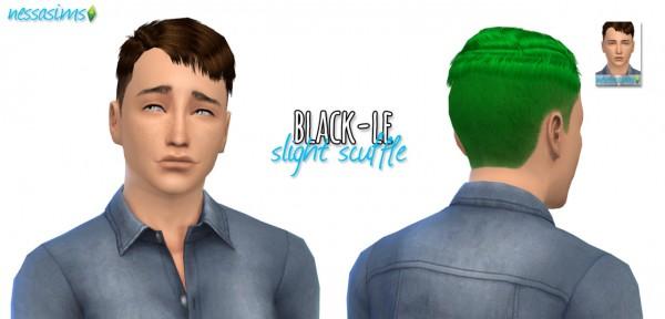 Nessa sims: Hair Dump #6 for Sims 4