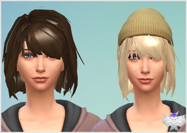 David Sims: Maxs Hairstyle Converted for Sims 4