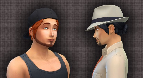 Mystufforigin: Bun Small Low Conversion for Sims 4