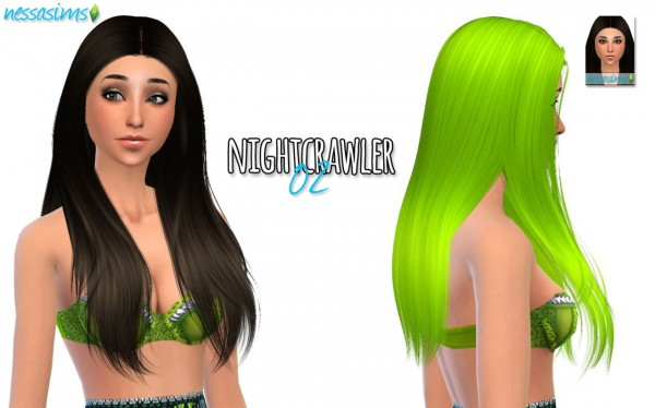 Nessa sims: 3000 Followers Gift Part 1 for Sims 4