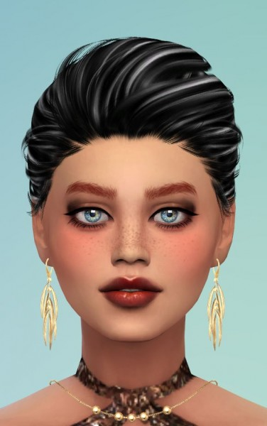 Mod The Sims: 47 Recolors of Nightcrawler Kelly by Pinkstorm25 for Sims 4