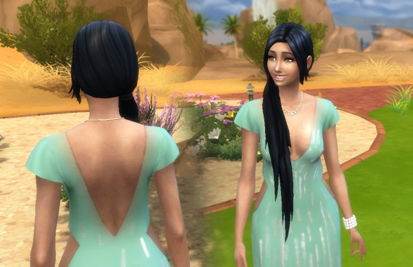 Mystufforigin: Divergency for Sims 4