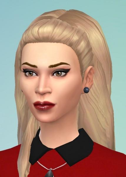 Birksches sims blog: Roaring Hair for Sims 4
