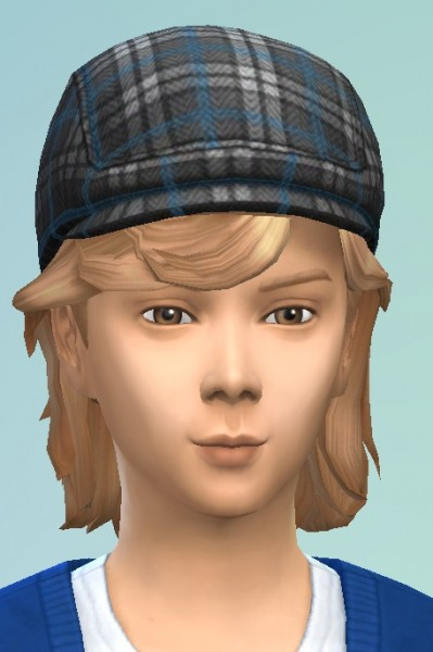 Birksches sims blog: Sunday Hair for Sims 4