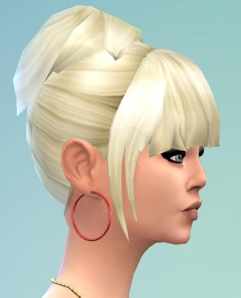 Birksches sims blog: Bijou Hair for Sims 4