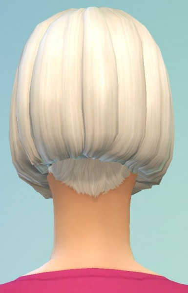 Birksches sims blog: Charleston Hair for Sims 4