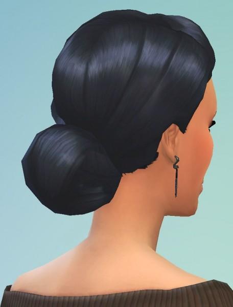 Birksches sims blog: Ella Hair for Sims 4
