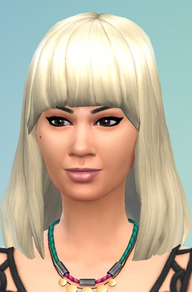 Birksches sims blog: Office Hair for Sims 4