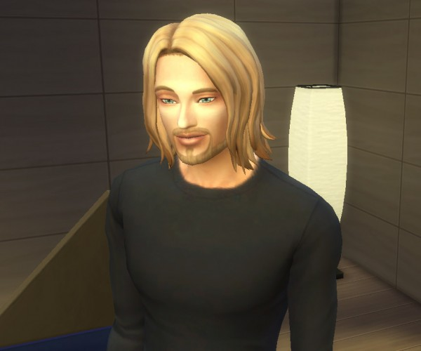 Mystufforigin: Muse Hair for Him and Her for Sims 4