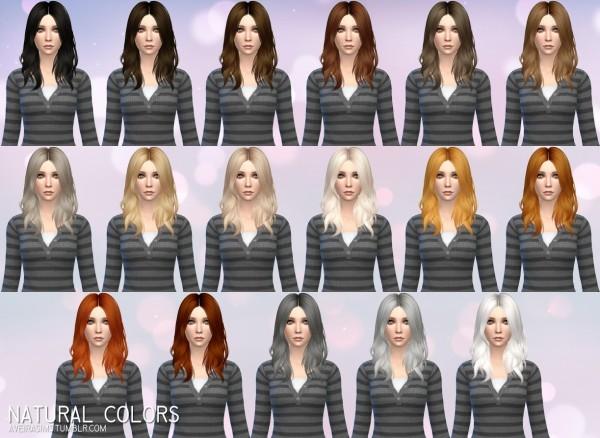 Aveira Sims 4: Nightcrawler`s Turn it up hair retextured for Sims 4