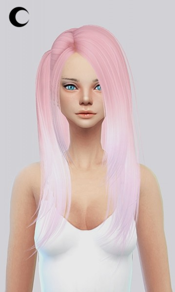 Kalewa a: Hair 033 for Sims 4