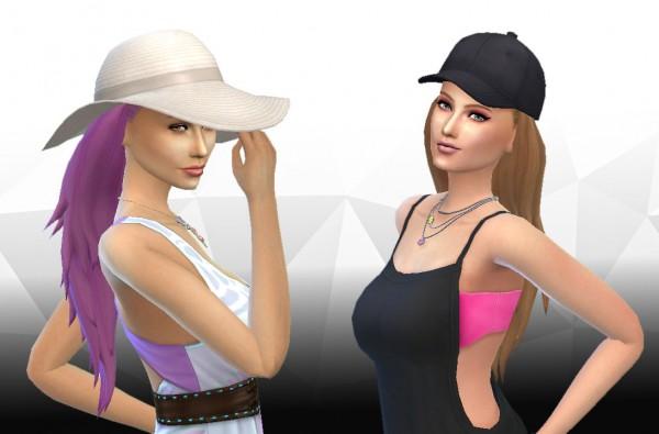 Mystufforigin: Revolution hair for Sims 4