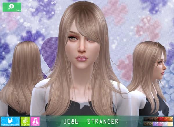 NewSea: JO 86 Stranger for Sims 4