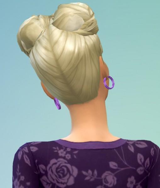 Birksches sims blog: Mara Hair for Sims 4