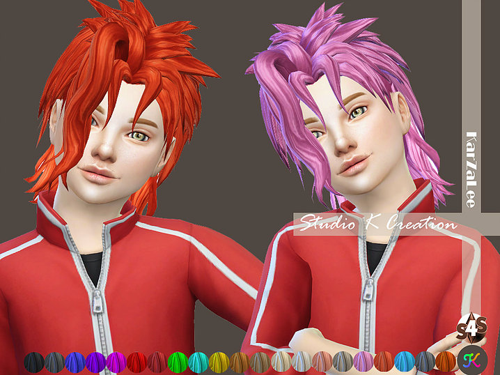 New hairstyle images all