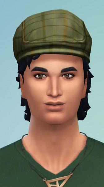 Birksches sims blog: Cornelius Hair for Sims 4