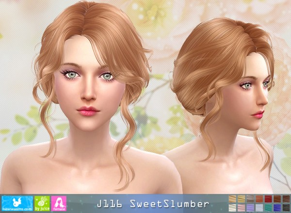 NewSea: J116 Sweet Slumber for Sims 4