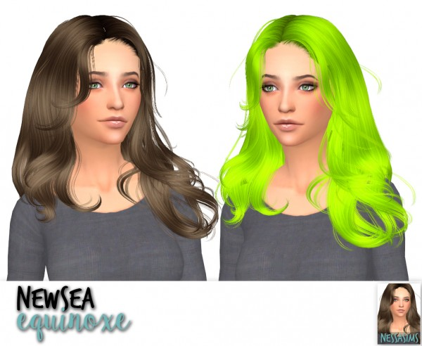 Nessa sims: Newsea`s Equinoxe, Soledad and Voyage for Sims 4