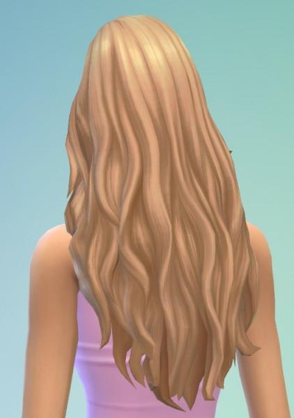 Birksches sims blog: Eyecatch Hair for Sims 4